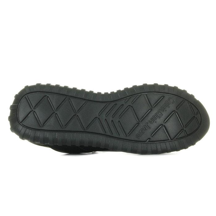 Baskets Calvin Klein Rex Neoprene Microfibre eN5s2H3pE