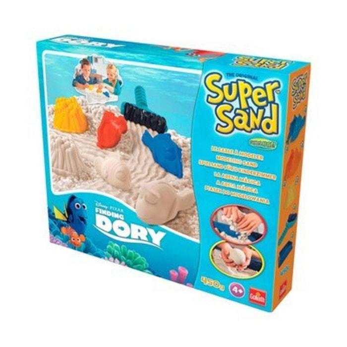 goliath le sable modeler super sand jouet de sable multicolore goliath la redoute. Black Bedroom Furniture Sets. Home Design Ideas