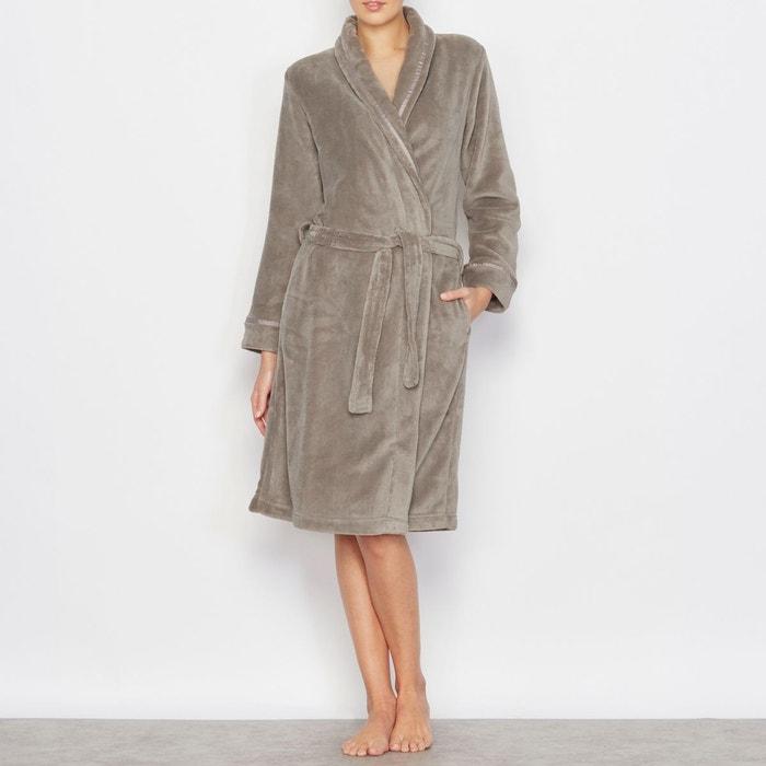 Robe de chambre col ch le la redoute collections la redoute for Robe de chambre seculo xix