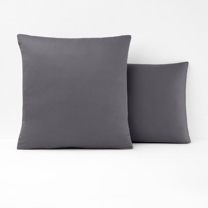 Best Cotton Satin Pillowcase  La Redoute Interieurs image 0