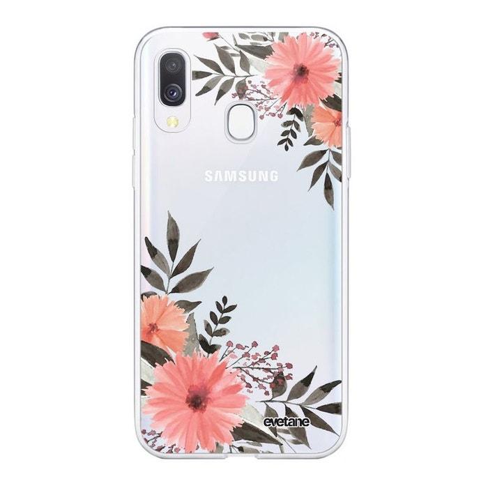 Coque Samsung Galaxy A40 souple silicone transparente