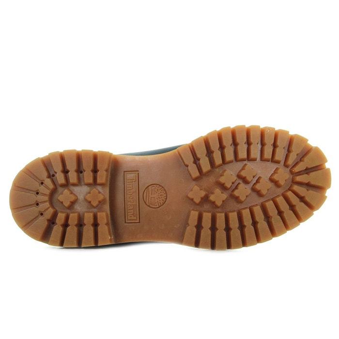 Boots homme 6 in premium boot bleu marine, bleu, marron Timberland