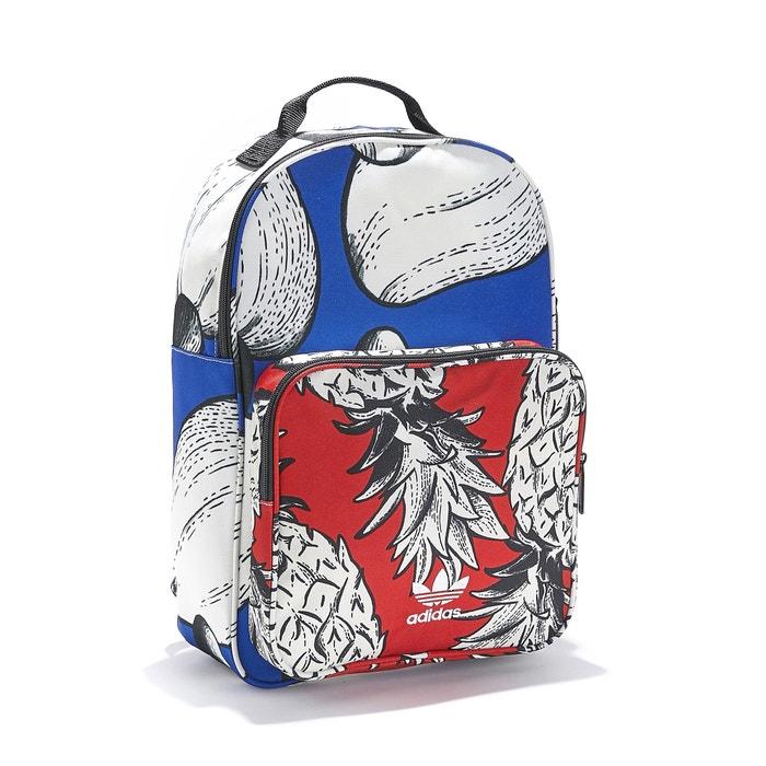 af8cb16ea Mochila cl bp estampado vermelho/azul Adidas Originals | La Redoute