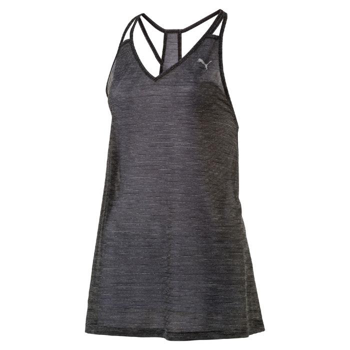 Plain T-Shirt with Shoestring Straps  PUMA image 0