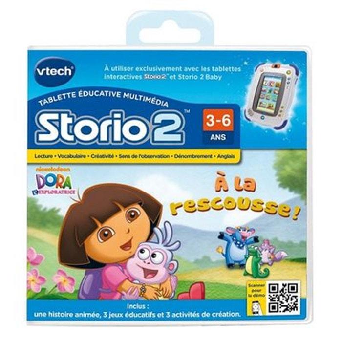 Dora l'Exploratrice - Jeu Storio - VT230605 VTECH