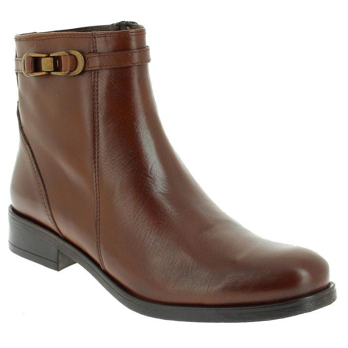 Elizabeth Stuart CARO 294 NOIR - Chaussures Bottine Femme