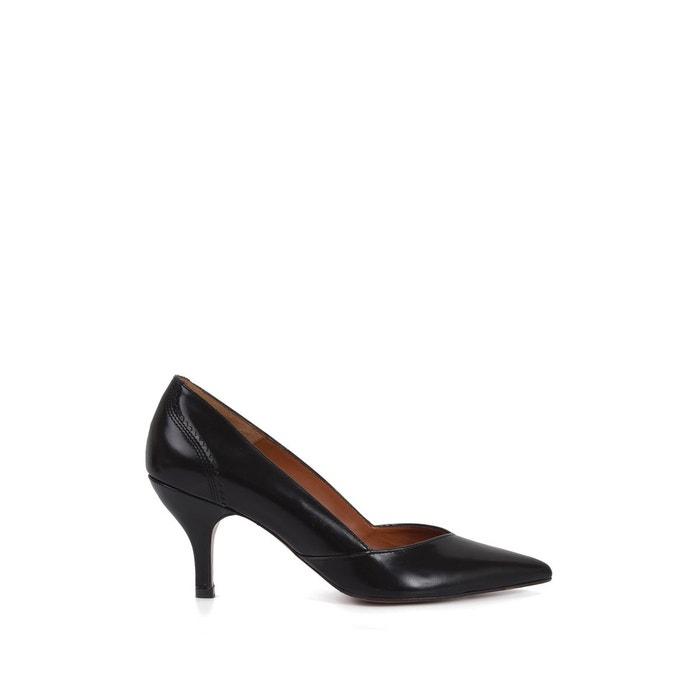 Heyraud escarpin esther Noir - Livraison Gratuite avec  - Chaussures Escarpins Femme