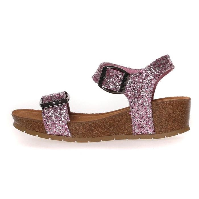 Sandales  /  nu-pieds synthétique  rose Lpb Shoes  La Redoute