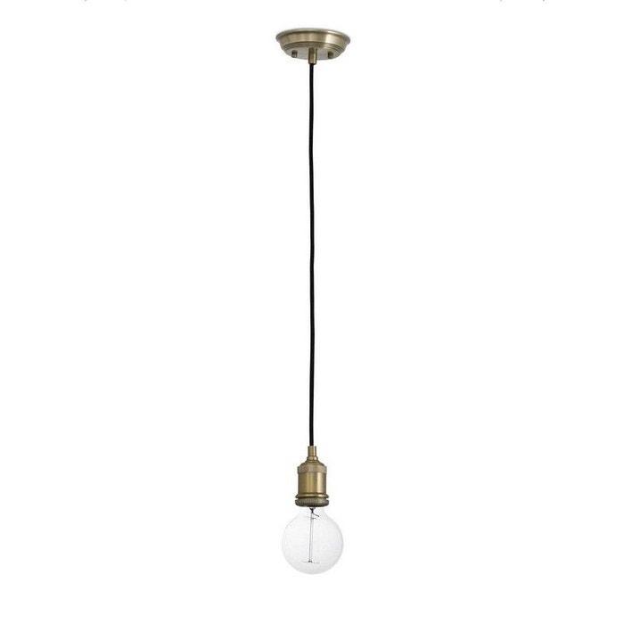 suspension vintage ampoule art d5 5 cmvieilli or faro la. Black Bedroom Furniture Sets. Home Design Ideas