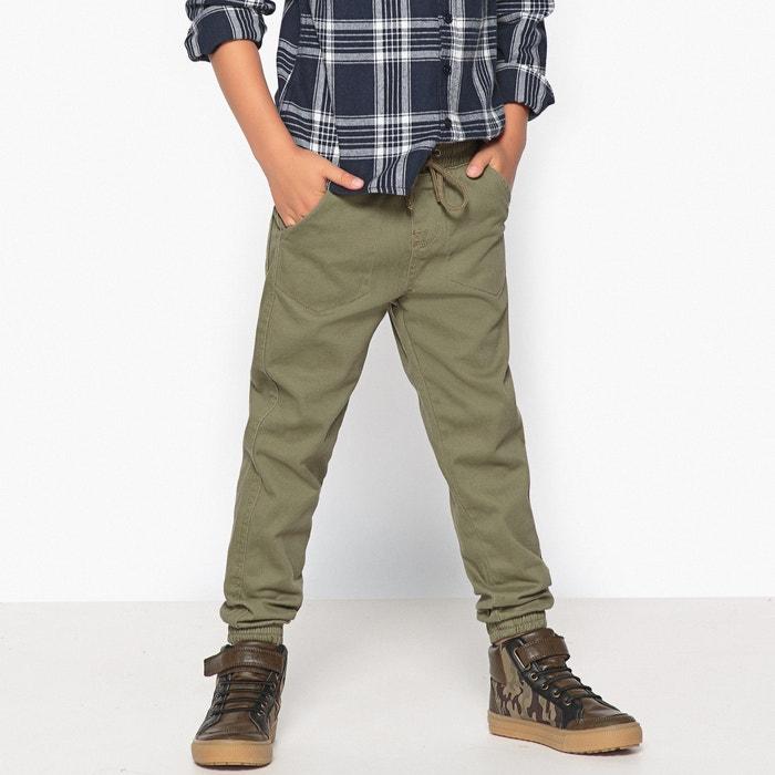 Pantaloni da infilare da 3 a 12 anni  La Redoute Collections image 0