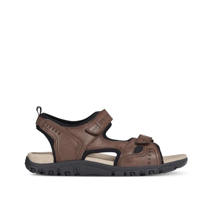 f6b9c51f7ea5 Uomo strada sandals coffee Geox
