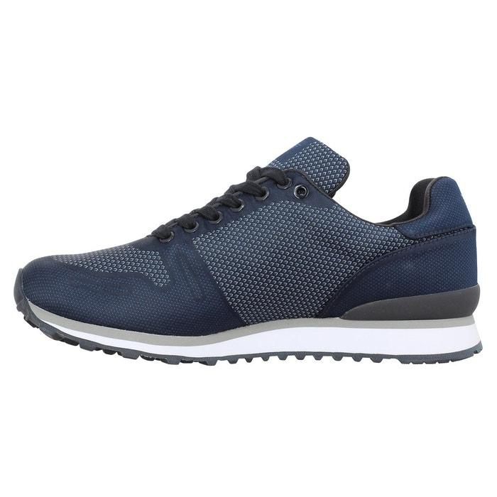 Baskets homme armani jeans 9326 homme bleu bleu Armani Jeans