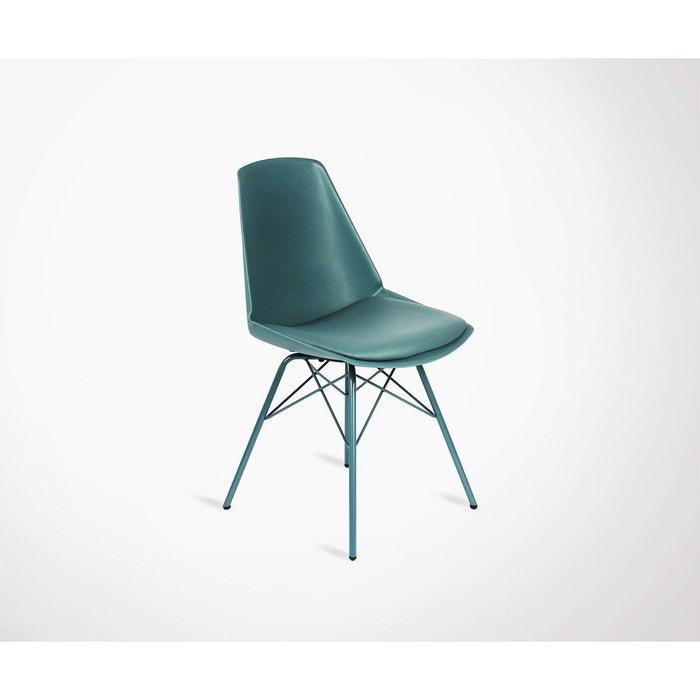 Chaise Design Avec Coussin ANJI MEUBLES DESIGN Image 0