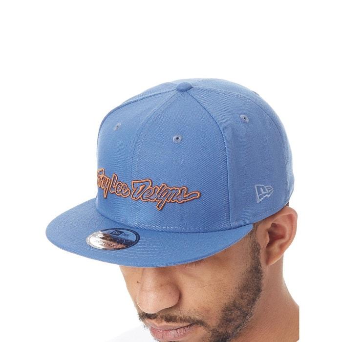 Casquette snapback classic signature bleu Troy Lee Designs | La Redoute Où Puis-je Commander xuO6EiZCf