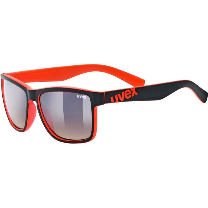 Uvex LGL 39 Lunettes de soleil Noir/Rouge Ln6LvpafBT