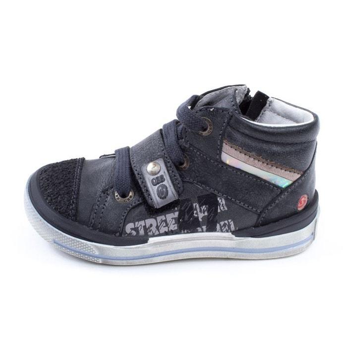 Boots DAHO gris - GBB nhUOd