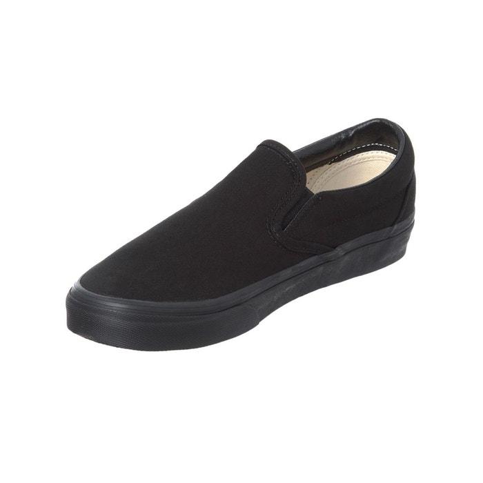 Chaussures slip-on classic noir Vans