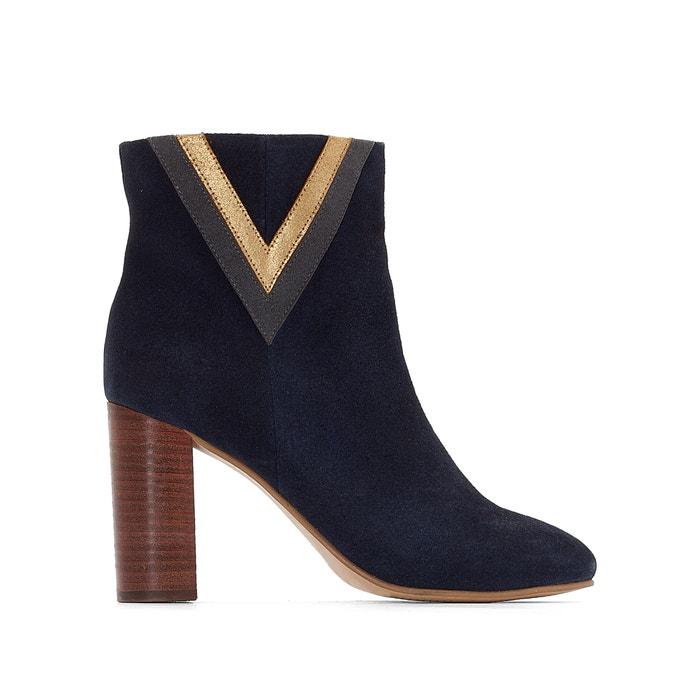 Image Suede Ankle Boots CASTALUNA