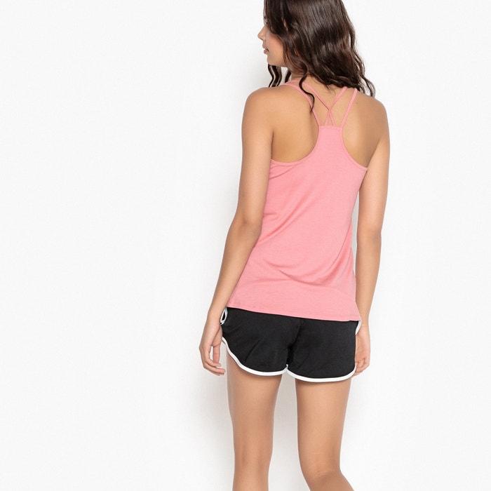 detr cruzados con Collections La tirantes 225;s finos Camiseta Redoute q1x7O