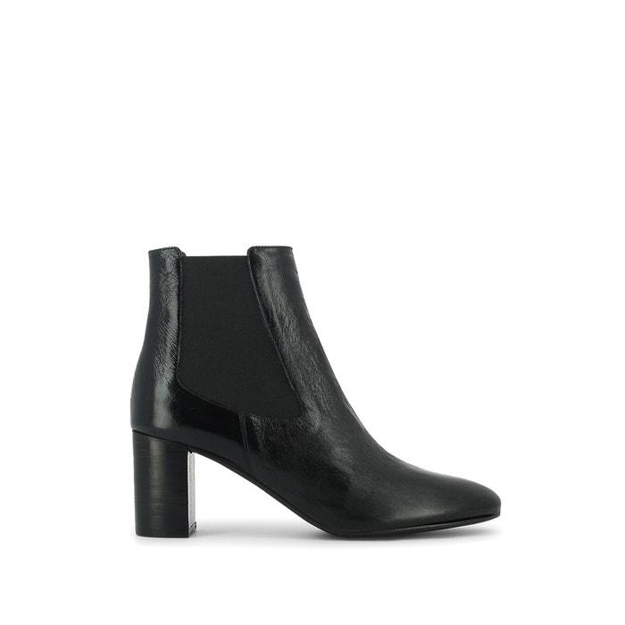 cuir Boots à talon talon Boots Boots cuir à Damocle cuir Damocle talon à W9D2EHI