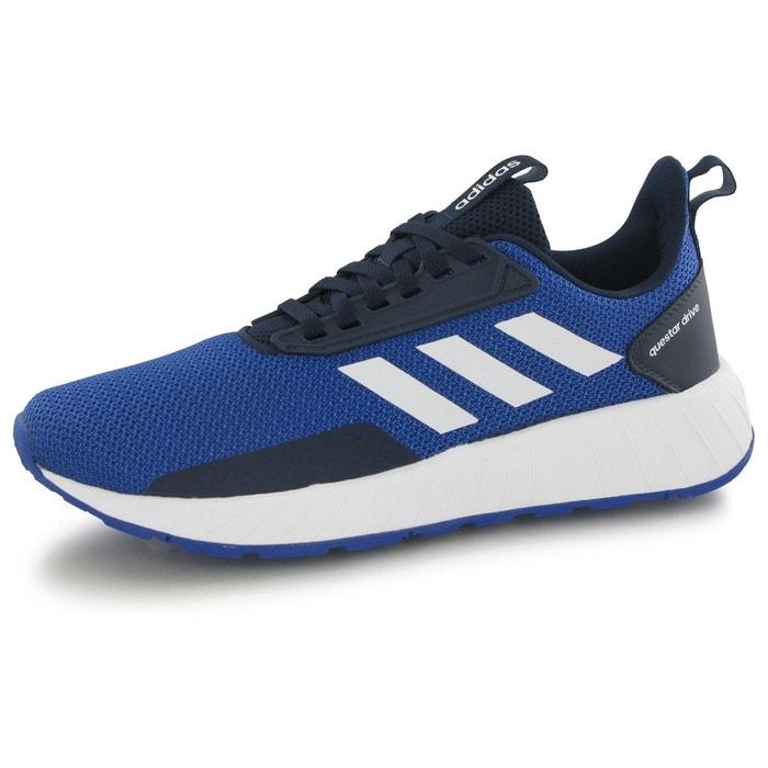 reputable site 7d863 f60e0 Baskets questar drive bleu Adidas   La Redoute