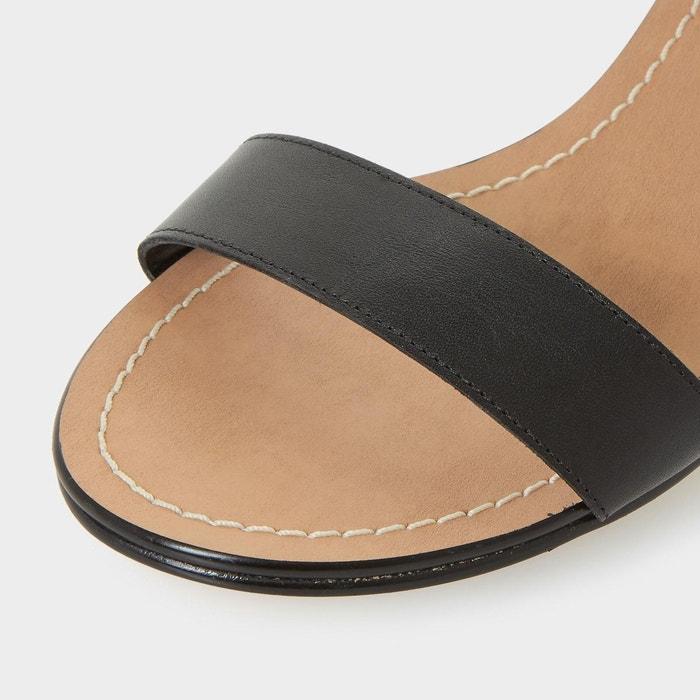 talons boucle Sandales JANY LONDON larges et pieds à DUNE WF carrés n7wRqx05RU