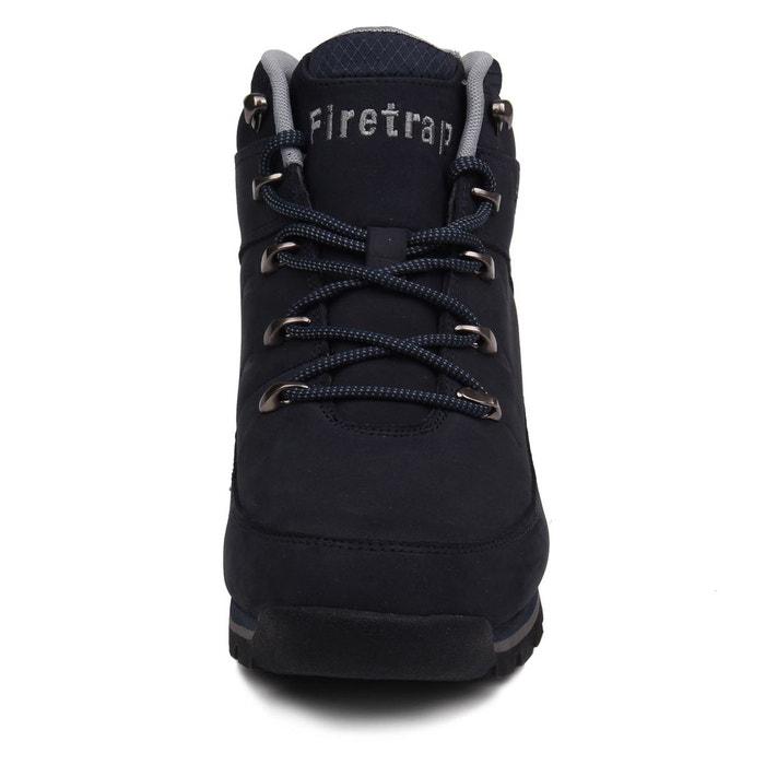Bottes en cuir Firetrap