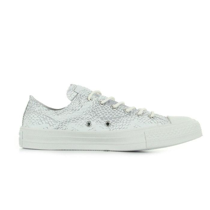 Chuck taylor ox blanc/gris Converse