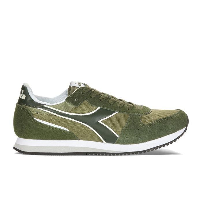 Chaussures de sport malone  c6253 - vert-vert carabine olivina Diadora  La Redoute