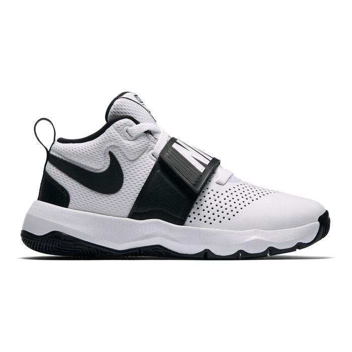 Sneakers team 8 hustle d 8 team (gs) basketball weiss schwarz Nike   La ROToute 0ae37c