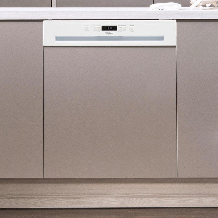 lave vaisselle encastrable whirlpool wkbo3t123pf whirlpool. Black Bedroom Furniture Sets. Home Design Ideas