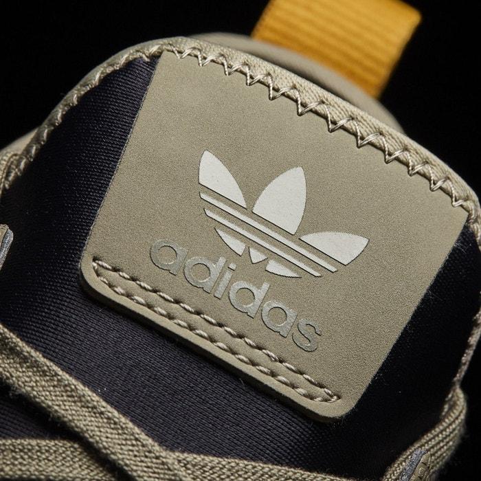 Baskets homme adidas x plr sneaker boot toile homme carton vert Adidas