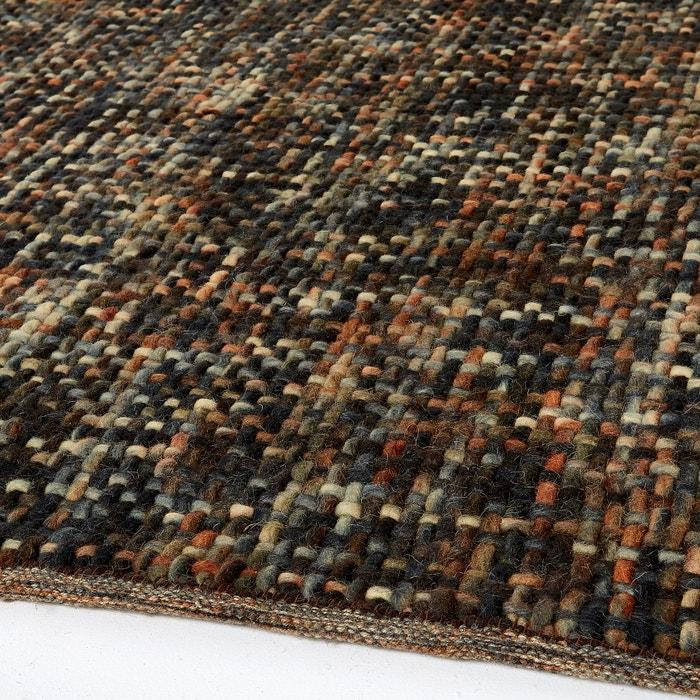 Mutanya Hand Woven Wool Rug Am Pm Image 0
