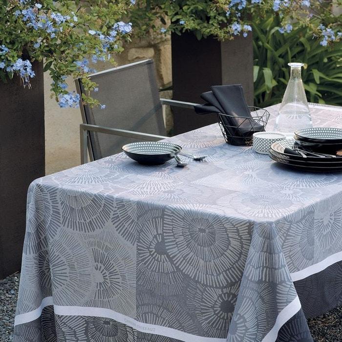 nappe sunshine black gris noir garnier thiebaut la redoute. Black Bedroom Furniture Sets. Home Design Ideas