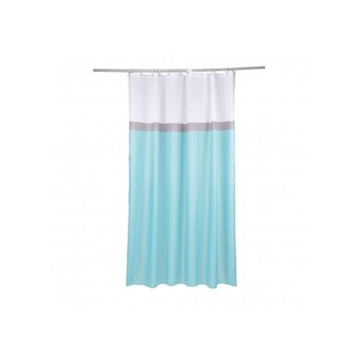 rideau de douche tricolore bali home bain la redoute. Black Bedroom Furniture Sets. Home Design Ideas