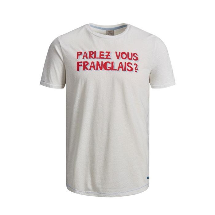 a2ce6efaa6ca77 T-Shirt Jorquote mit Message-Print JACK   JONES image 0