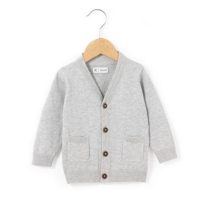Casaco para menino, em algodão  La Redoute Collections image 0