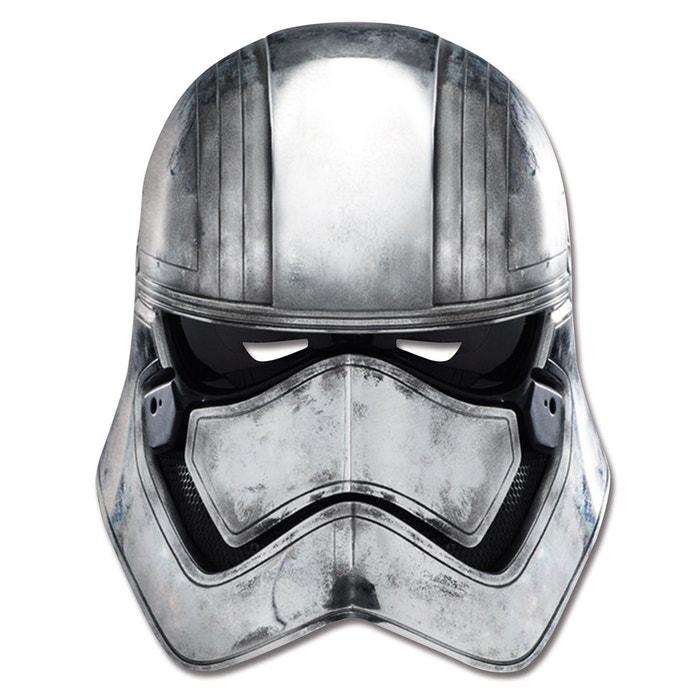 Masque en carton enfant Captain Phasma - Star Wars VII  RUBIE S image 0
