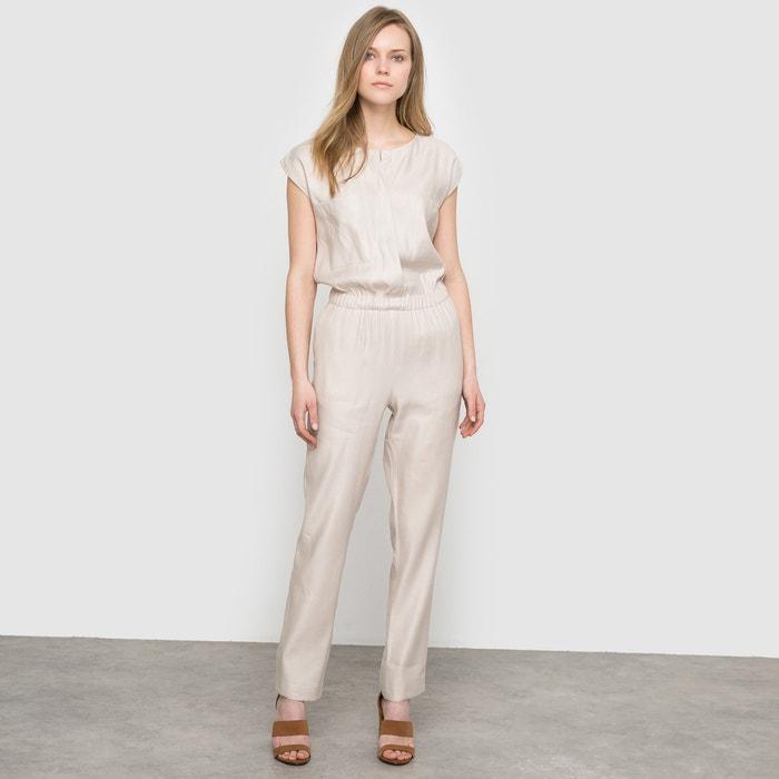 фото Комбинезон с брюками в стиле сафари atelier R