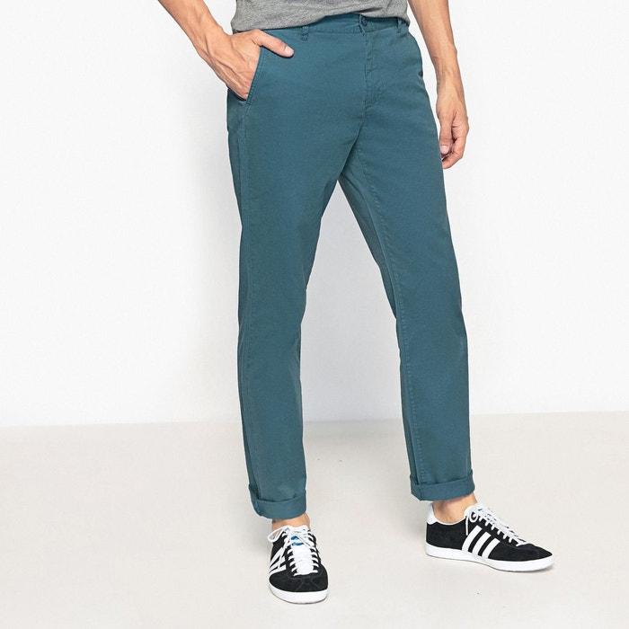 Pantalon chino coupe droite La Redoute Collections