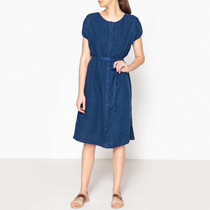Line Plain Linen Dress  HARRIS WILSON image 0