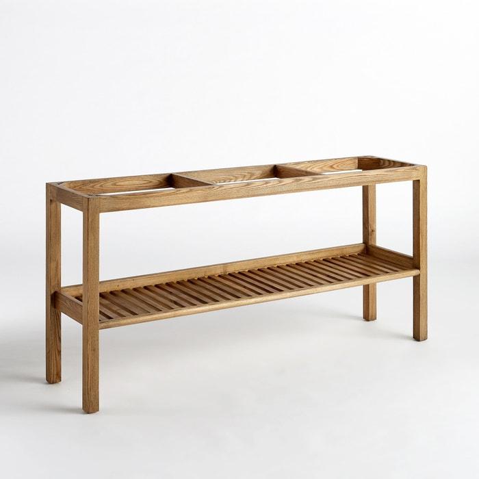 socle pour vitrine virginia am pm naturel la redoute. Black Bedroom Furniture Sets. Home Design Ideas