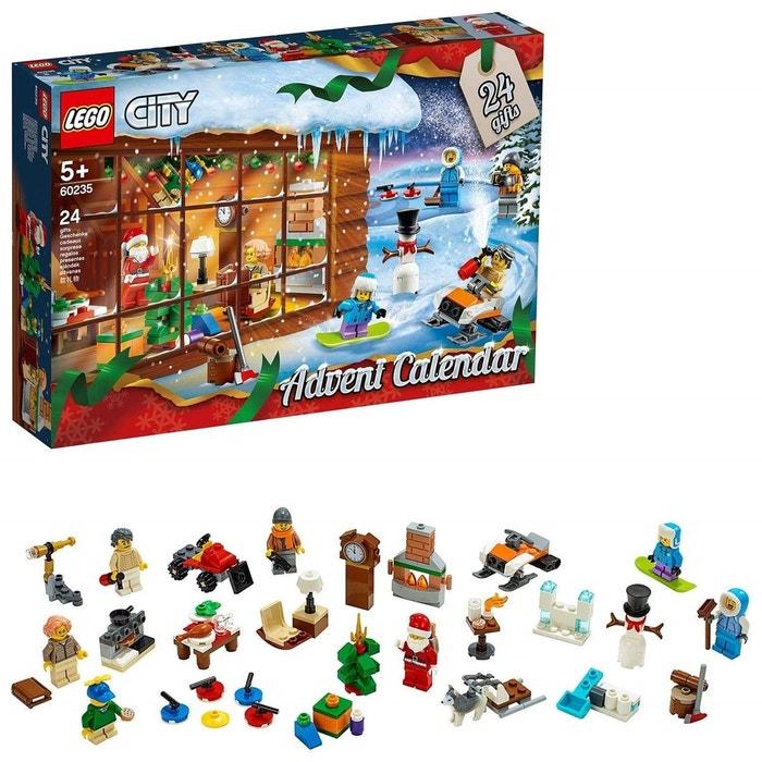Calendrier Avent Lego City.City Le Calendrier De L Avent