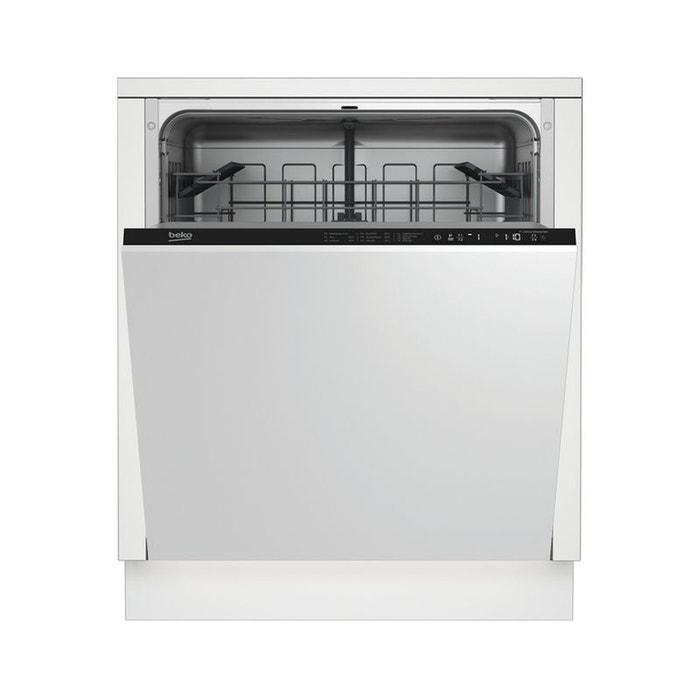 lave vaisselle encastrable pdin15310 tout int grable beko la redoute. Black Bedroom Furniture Sets. Home Design Ideas
