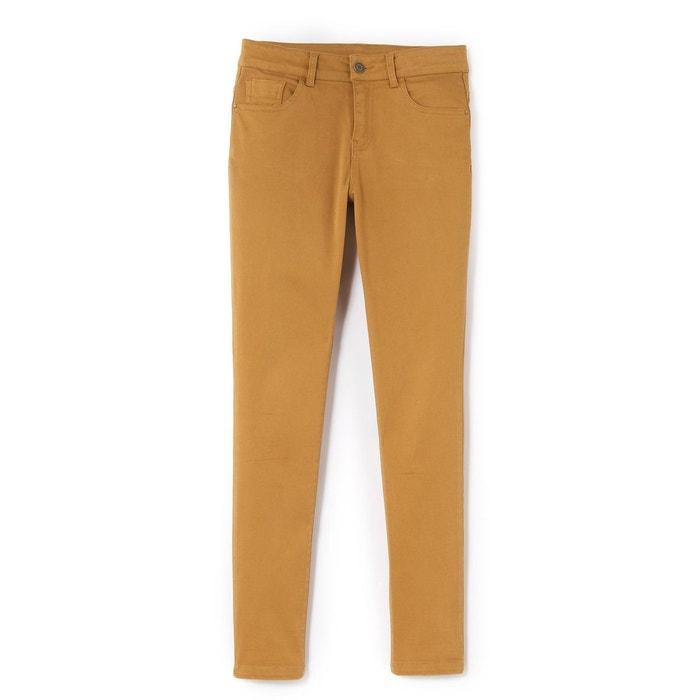 Pantalon skinny couleur 10-16 ans La Redoute Collections