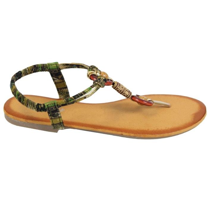 Sandales 5560 noir Kebello