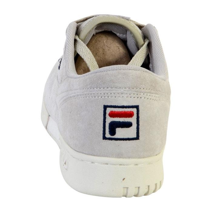 Basket original fitness s gris Fila