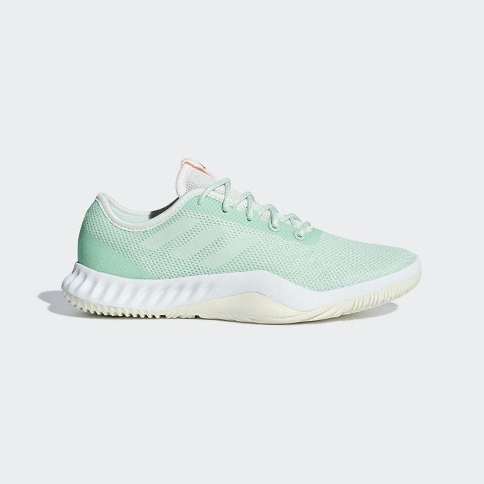 buy online 9b347 c3156 Chaussure crazytrain lt vert Adidas Performance  La Redoute