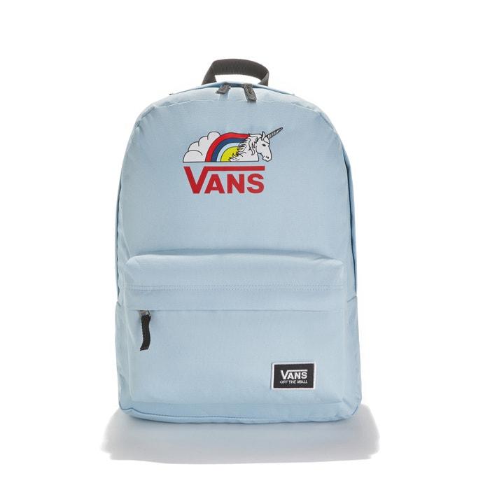 33813f2720 Sac à dos realm classic backpack Vans bleu | La Redoute