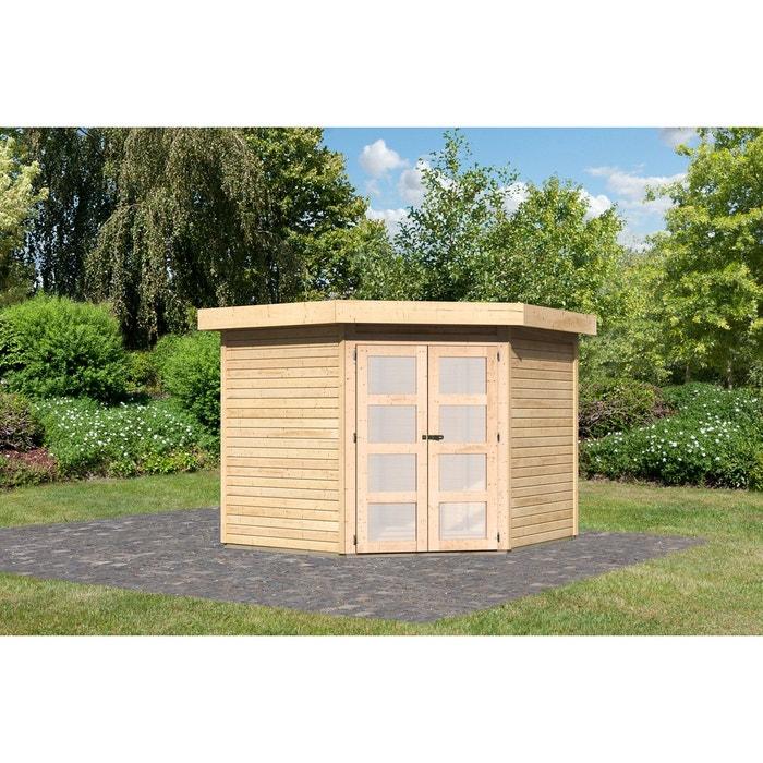 Abri De Jardin En Bois La Redoute - Maison Design - Edfos.com